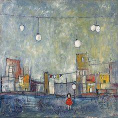 """La Costantini Art Gallery presenta dal 20 settembre al 13 ottobre la personale dell'artista argentina Veronica Garcia, dal titolo """"El recuerdo de la Sombra"""", una selezione di opere recenti in cui traspare l'esigenza di voler rappresentare, attraverso immagini a lei consuete, la costante ricerca"""