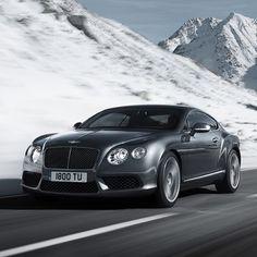 Read Bentley Continental GT V8