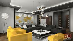 ArtProjekt - projektowanie wnętrz Tarnów, architektura wnętrz Tarnów, biuro projektowe, aranżacje - Wnętrza prywatne Conference Room, Table, Furniture, Home Decor, Home Decoration, Living Room, Decoration Home, Room Decor, Tables