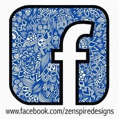 after popular demand, I finally created a Facebook page! just posted a few videos and pictures, check it out and give it a like and share! #zentangle #zenspire #zenspiredesigns #facebook