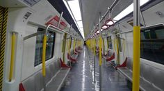 Metro Cars for Hong Kong West Island Line_Products & Services_Rolling Stock_Metro Cars_CRRC
