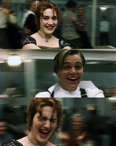 titanic - kate and leo