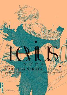 レビウス 1|単行本デザイン:gift unfolding casually | すてきな装丁や装画の本屋 Bird Graphics Book Store