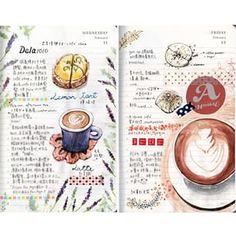 Sherry。painting diary @sherry8296 2/11-相見恨晚的&q...Instagram photo   Websta (Webstagram)