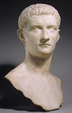 Emperor Gaius Julius Caesar Germanicus, known as Caligula, The [Roman] (14.37) | Heilbrunn Timeline of Art History | The Metropolitan Museum of Art