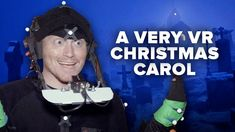 A Christmas Carol with live VR actors feels scary-real 🎄 Christmas Carol, Vr, Behind The Scenes, Scary, Feels, Actors, Christmas Music, Macabre, Actor