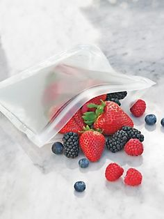 (re)zip Snack Bags (approx. 1 cup; set of 2) | Solutions