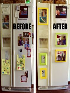 project 11 of 33 : fridge makeover.