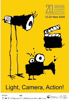 Ankara Film Festival Poster - asliozcivelek