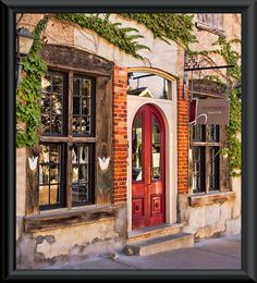 Elora Store Front | Flickr: Intercambio de fotos