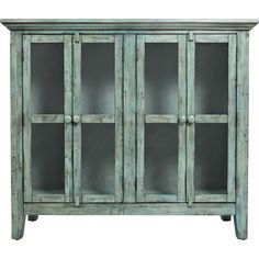 Found it at Joss & Main - Arletta 4-Door Cabinet