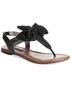 f0adcfab83487 Material Girl Skylar Flat Sandals - Sandals - Shoes - Macy s I want these  in every