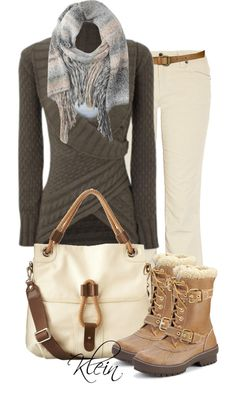 """""""Cozy Winter Day"""" by stacy-klein on Polyvore"""