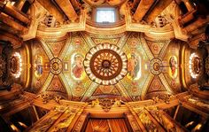 Here's the amazing ceiling of the opera house in Paris... processed with Aurora HDR Pro #AuroraHDR #Paris #treyratcliff More on my blog at http://ift.tt/qCe472
