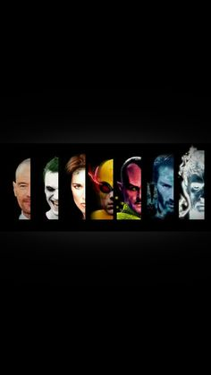 The INJUSTICE - DC comics