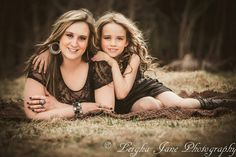 Mother daughter photo leigha jane photography