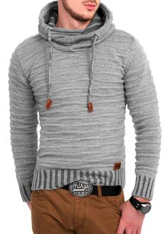 . Men's Knitwear, Badass Outfit, Pullover Designs, Casual Outfits, Fashion Outfits, Crochet Fashion, Knits, Style Me, Autumn Fashion