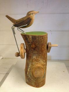 2014 has started with a flurry of bird making.....I fancied making some slightly more specific birds than the usual generic OPI birds so I s...