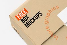 Today Lstore is coming up with new free products! All you can have, a pack of 7 Free PSD Box Mockups. This mockup will be great to boost-up the presentation Free Moving Boxes, Free Boxes, Box Mockup, Mockup Templates, Graphic Design Tips, Logo Design, Mockup Photoshop, Free Photoshop, Free Paper