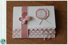 """Ciao a tutte!!  Oggi vi mostro una """"Card porta soldi"""" che ho realizzato per una Cresima!  La struttura è molto semplice e ho deciso di rima... Birthday Cards, Happy Birthday, When You Smile, Apothecary Jars, Diy Cards, Wedding Cards, Cardmaking, 3d Printing, Origami"""