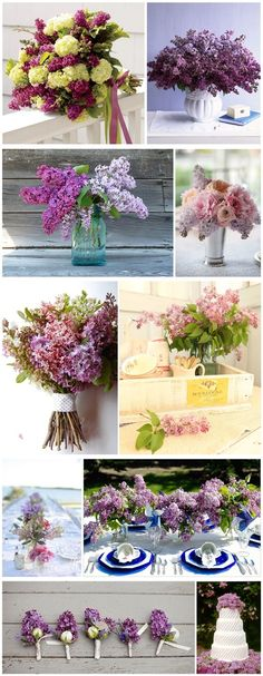 bouquets inspirations