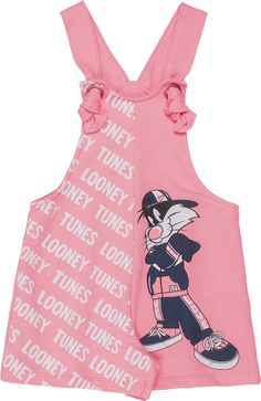 Clothing Sets, Looney Tunes, Girls Wear, Outfit Sets, Disneyland, Athletic Tank Tops, Kids Outfits, Graphics, Love