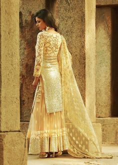 Outfit by Heena Kochhar