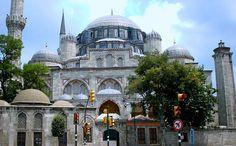 Eyüp Sultan Camii Resimleri