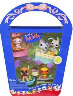LPS collector pack: Littlest Pet Shop Collectibles