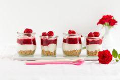 haseimglueck.de Rezept, No Bake Himbeer Cheesecakes 10