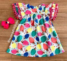 Cute Little Girls Outfits, Dresses Kids Girl, Toddler Girl Outfits, Kids Outfits, Kids Nightwear, Dress Design Sketches, Kids Gown, Kids Frocks Design, Baby Dress
