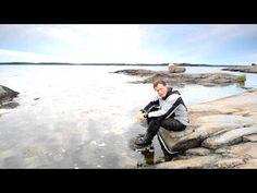 Vatten och slutartid - YouTube