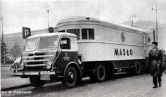 Introduced in the Star 27 was the first Polish truck powered by a diesel engine. Car Polish, Diesel Engine, Cars And Motorcycles, Nostalgia, Trucks, Stars, Vehicles, Eastern Europe, Diamond
