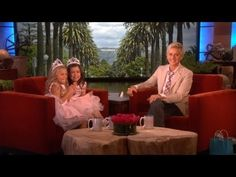 Sophia Grace & Rosie   These little girls crack me up!!  This just one of so many videos I spent the evening watching.