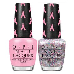 OPI Pink of Hearts BCA 2013 Collection - Nail Candy 101 WELL DONE TO ALL THE NAIL POLISH HOUSES FOR MAKING A BCA RANGE !!