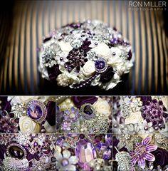 Amazing Broach Bouquet!