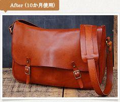 スタッフ愛用品:フィッシングバッグ/革かばん・レザーバッグ「HERZ(ヘルツ)公式通販」
