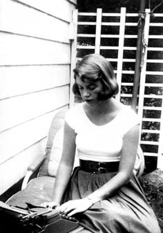 Sylvia Plath I932 - I963 american poetess, writer, novelist, essayist