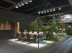 NARDI GARDEN   Salone del mobile 2017   Styling: Elisa Musso