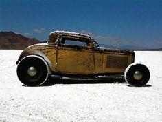 Junkyard Cars, Car Man Cave, 32 Ford, Street Rods, Rat Rods, Drag Racing, Car Show, Old Cars, Custom Cars