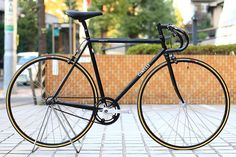 Just nice, simple  clean - *CINELLI* gazzetta complete bike by Blue Lug