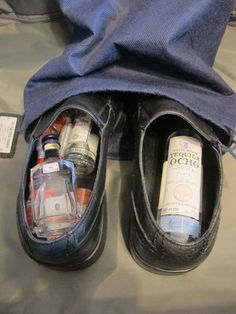Travel: how to pack alcohol in your suitcase (liquor, wine, spirits) so it doesn't break in transit!