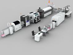 Production line Model available on Turbo Squid, the world's leading provider of digital models for visualization, films, television, and games. Production Line, 4 In 1, 3d Max, Models, Templates, Fashion Models