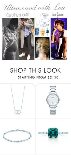 """Ultrasound with Lou"" by karolinebhn ❤ liked on Polyvore featuring Tiffany & Co. and Elsa Peretti"