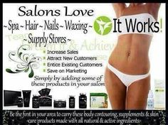 Own a salon or spa? This is a great addition to what you offer! These wraps and product are a huge hit in salons and spas! It will create new prospects and can double you income! Offer these and set up a display for your clients! Be the first in your area to carry these products and be the hit of the town! https://www.facebook.com/WrapItAwayWithKayla