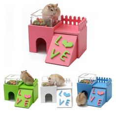 Image result for hamster toy ideas