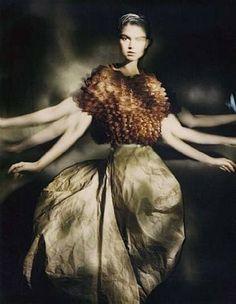 paolo roversi - yelena, 1996