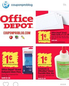 Office Depot Back The School Deals Cheap Cheap Deals Officedepot