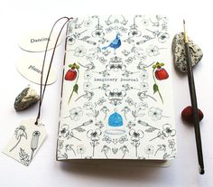 Imaginary Journal, this would be such a cute gift for our oldest.