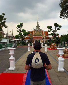 The Grand Palace. Thailand.  @jamesmlanger (Founder Joriki.com) #travel #learn #be #stretch #breathe #think #zen #namaste #yoga #yogagirl #yogawear #chicago #yogaeverydamnday #fashion #jorikiyoga #lookforwardgiveback #wearyourkarma